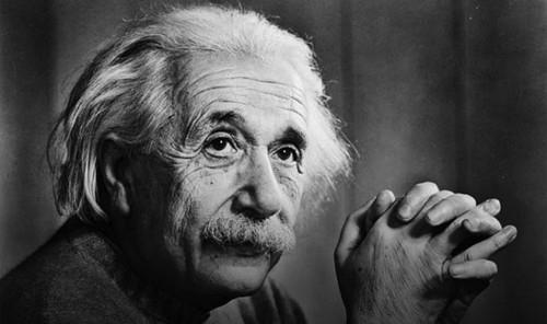 10 triết lý sống của Einstein