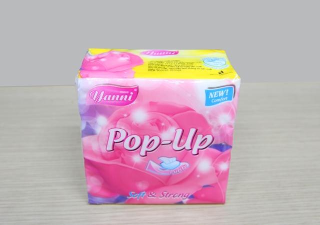 Giấy Pop-up Yanni hồng
